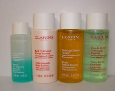 Clarins 4 pcs Body Care Gift Set Only £22.99