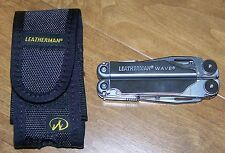 Leatherman Wave Multi-tool with Shealth