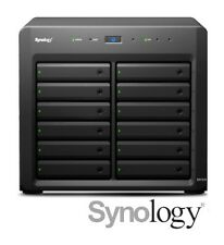 €819+IVA SYNOLOGY DX1215 Expander Unit 12-Bay SATA (Open Bay) 1x InfiniBand