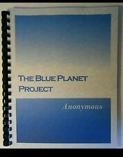 1st Set of 3 Blue Planet Project Books revealing secrets of Aliens and UFOs