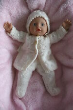 "Zapf Creation13"" Baby Doll with Soft Body for Play or Reborn"