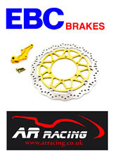 EBC 320 mm Supermoto Disc Conversion Kit Kawasaki KLX 250 D-Tracker 1998-2003