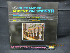 Clebanoff Accent on Strings - Mercury Records