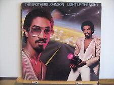 Brothers Johnson - Light Up the Night - g/fold - Free UK Post