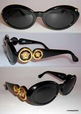 GIANNI VERSACE RAREST MODEL 527 JACKIE O SUNGLASSES-VINTAGE 1980s-NEVER WORN
