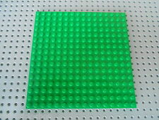 Plaque de base LEGO Green Baseplate 16x16 ref 91405 / set 4429 5771 4438 41059..