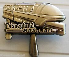 Disney Annual Pass Tour the Lore Attraction Vehicle Monorail Pin