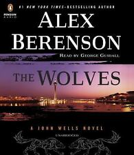 The Wolves by Alex Berenson (2016, CD, Unabridged)