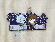 Tales of Zestiria X Tales of Friends Game Rubber Strap Keychian Charm Sorey 10cm