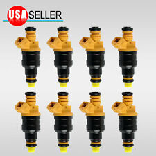 8X Upgrade Fuel Injectors Matched Flow For Ford 4.6 5.0 5.4 5.8 0280150943 USA
