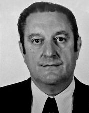 Gangster Mobster PAUL CASTELLANO Glossy 8x10 Photo Mob Criminal Print Poster