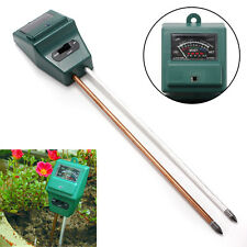 3 in 1 PH Tester Soil Water Moisture Light Test Meter for Garden Plant Flower