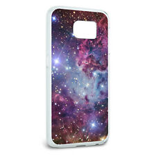 Fox Fur Nebula - Galaxy Space Snap On Hard Protective Case for Samsung Galaxy S6