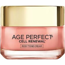 LOreal Paris Skin Care Age Perfect Cell Renewal Rosy Tone Moisturizer, 1.7 Ounce