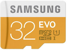 Samsung EVO Class10 Micro SD 32GB Memory Card Speed upto 48MB/s with UHS-I