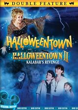 HALLOWEENTOWN & HALLOWEENTOWN 2 :KALABAR'S REVENGE  -  DVD - REGION 1 - Sealed