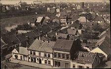 Kolín Tschechien Česká Postcard 1918 Zálabí Panorama gelaufen n. Žleby frankiert