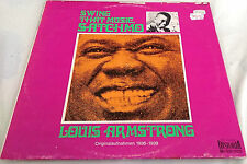 LP / Louise Armstrong - Swing That Music Satchmo / H 619 / Vinyl