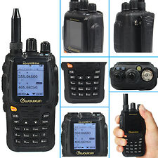 Wouxun KG-UV8D(Plus) WALKIE TALKIE UHF/VHF Repeater SOS Scan FM VOX 2-Way Radio