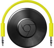 Google cromecast Audio Media Streamer-nuovi/sigillati
