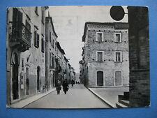 ASCOLI PICEMO APPIGNANO DEL TRONTO VIA ROMA - VIAGGIATA 1971