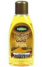 TRIPLEWAX LIQUID GOLD SELF DRYING CAR SHAMPOO WASH & GO NO DRYING NEEDED 1 LITRE