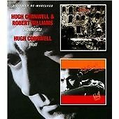 Hugh Cornwell & Robert Williams - Nosferatu/Wolf (2013)  CD  NEW  SPEEDYPOST