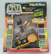 BNIP ACTIVISION ATARI 2600 PLUG N PLAY 10 IN 1 TV GAMES. JAKKS PACIFIC NOT NAMCO