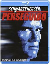 THE RUNNING MAN (1987) **Blu Ray B** Arnold Schwarzenegger