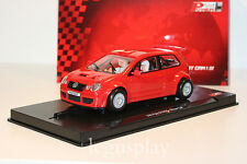 Slot Scalextric Power Slot 86993 Volkswagen Polo S1600 - Show Car Red