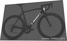SPECIALIZED S-Works Tarmac 2013 Sticker / Decal Set