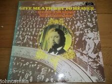 BENJAMIN LUXON/DAVID WILLISON - GIVE ME A TICKET TO HEAVEN LP - ARGO - ZFB 95-6