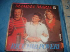 """RICCHI E POVERI """" MAMMA MARIA """" FRANCE'83"""