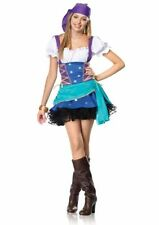 Gypsy Princess Costume Teen Junior Fortune Teller Costume Size Junior 10-12 J480