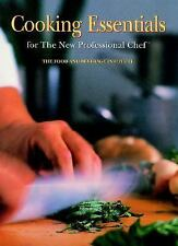 Cooking Essentials for the New Professional Chef
