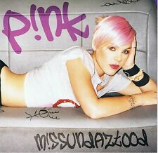 PINK-M! ssundaztood-CD NUOVO-Get The Party Started-gone to California P! NK