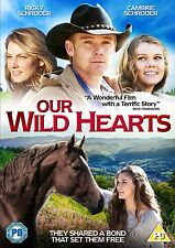 OUR WILD HEARTS    UK DVD   NEW/SEALED  RICKY SCHRODER HORSES