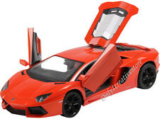MAISTO Lamborghini Aventador LP 700-4 1:24 Orange Diecast Car