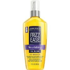 JOHN FRIEDA Frizz Ease Nourishing Oil Elixir With Argan Oil 3fl oz (NO CAP)