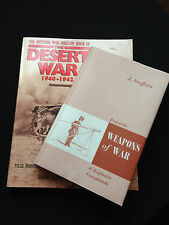 Two Vintage Military Books