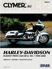 1999-2005 Harley FLH FLT Twin Cam 88 & 103 Clymer Service, Repair Manual M4304