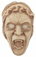 Dr Doctor Who Adult Vacuform Weeping Angel Costume Mask Elope Licensed BBC New