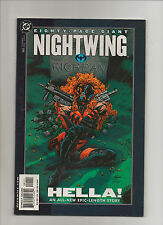 Nightwing 80-Page Giant #1 - Tombstone Cover - (Grade 9.2) 2000