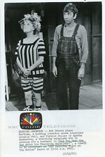BOB DENVER PHYLLIS DILLER DID YOU HEAR THE ONE ABOUT THE TRAVELING NBC TV PHOTO