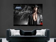 WWE THE UNDERTAKER ART WALL GIANT POSTER