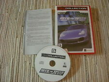 PC NEED FOR SPEED PORSCHE ED. ESPAÑOLA NFS PORSCHE 2000