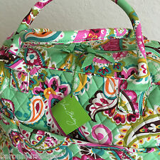 Vera Bradley Weekender Tutti Frutti Retired Bag Authentic Vera NWT $98
