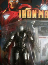 "IRON MAN 2 Movie Series Collection_WAR MACHINE 3.75 "" figure_Blue Eyes and Chest"