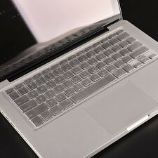 "Ultrathin Clear TPU Keyboard Cover Skin for Macbook Pro /Retina 13"" 15"" CB"