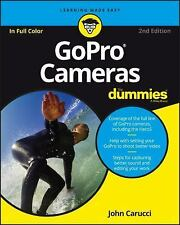 GoPro Cameras for Dummies by John Carucci (2016, Paperback)